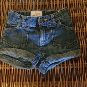 Old Navy blue jean shorts